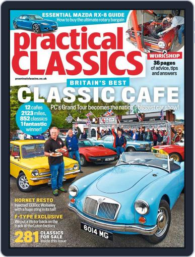 Practical Classics (Digital) July 1st, 2017 Issue Cover