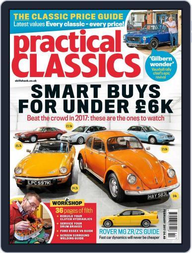 Practical Classics (Digital) February 1st, 2017 Issue Cover