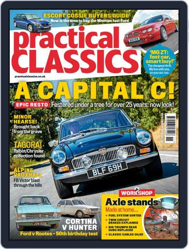 Practical Classics (Digital) November 1st, 2016 Issue Cover