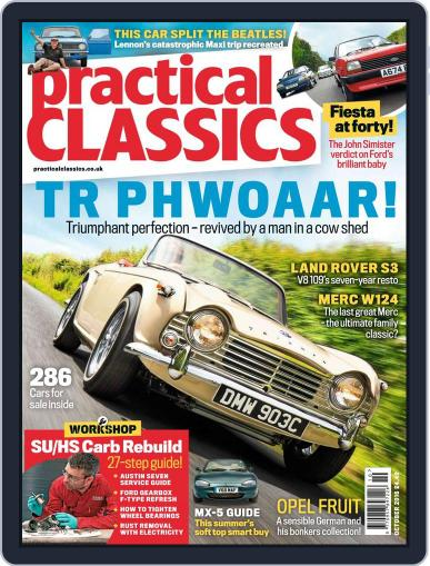 Practical Classics (Digital) October 1st, 2016 Issue Cover