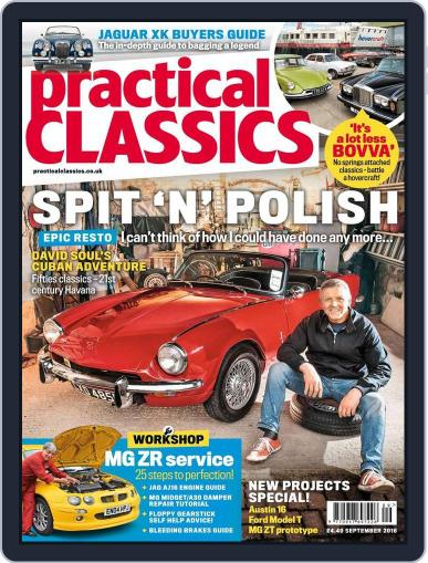 Practical Classics (Digital) August 10th, 2016 Issue Cover