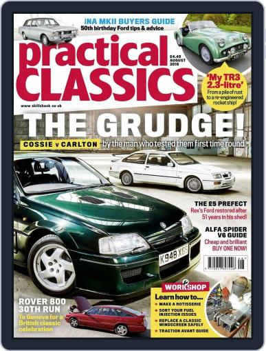Practical Classics (Digital) July 13th, 2016 Issue Cover