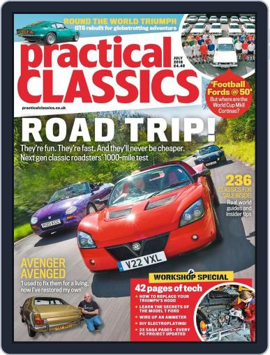 Practical Classics (Digital) June 15th, 2016 Issue Cover