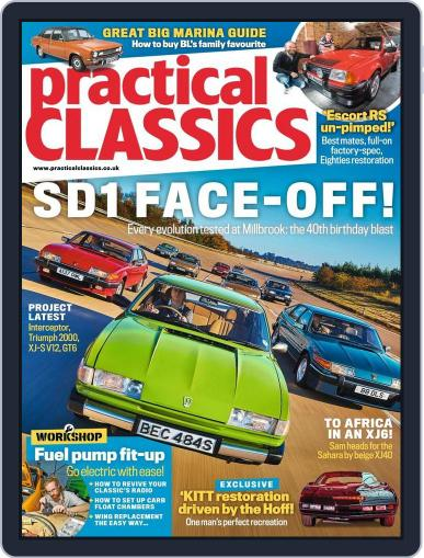 Practical Classics (Digital) March 23rd, 2016 Issue Cover