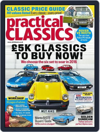 Practical Classics February 24th, 2016 Digital Back Issue Cover