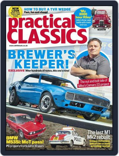 Practical Classics January 27th, 2016 Digital Back Issue Cover