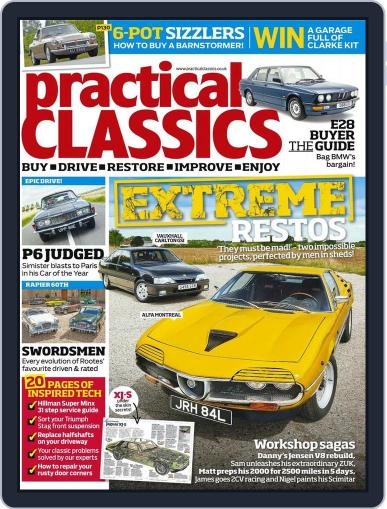 Practical Classics (Digital) November 1st, 2015 Issue Cover