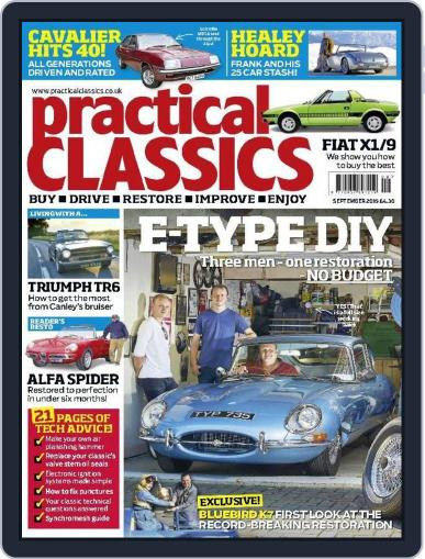 Practical Classics (Digital) September 1st, 2015 Issue Cover