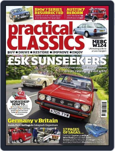 Practical Classics (Digital) August 1st, 2015 Issue Cover