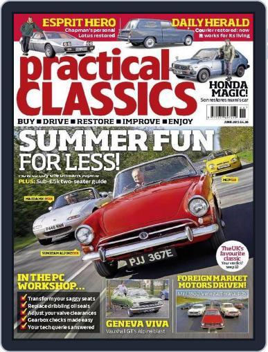 Practical Classics (Digital) June 1st, 2015 Issue Cover