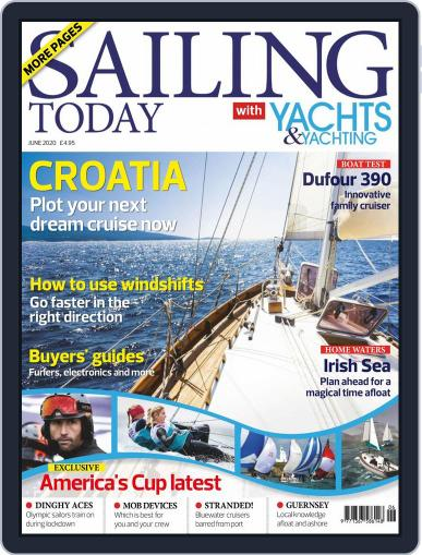 Yachts & Yachting (Digital) June 1st, 2020 Issue Cover