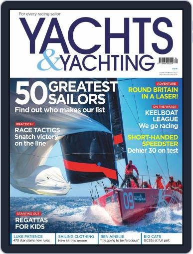 Yachts & Yachting April 1st, 2020 Digital Back Issue Cover