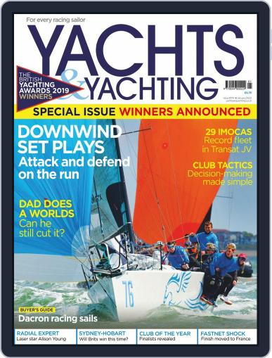 Yachts & Yachting (Digital) January 1st, 2020 Issue Cover