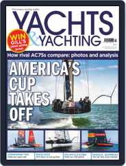 Yachts & Yachting (Digital) Subscription December 1st, 2019 Issue