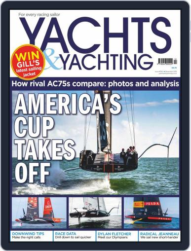 Yachts & Yachting (Digital) December 1st, 2019 Issue Cover