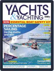Yachts & Yachting (Digital) Subscription November 1st, 2019 Issue
