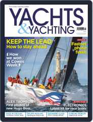 Yachts & Yachting (Digital) Subscription October 1st, 2019 Issue