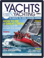 Yachts & Yachting (Digital) Subscription August 1st, 2019 Issue
