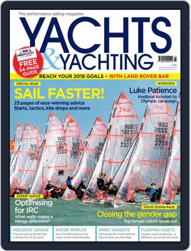 Yachts & Yachting (Digital) March 1st, 2018 Issue Cover