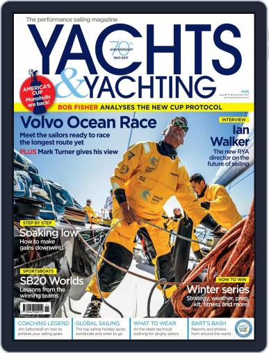 Yachts & Yachting (Digital) November 1st, 2017 Issue Cover