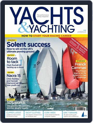 Yachts & Yachting (Digital) June 10th, 2016 Issue Cover
