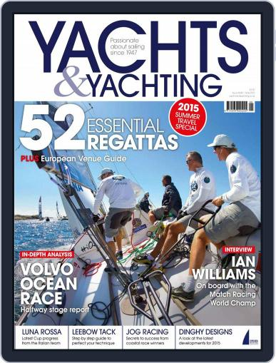 Yachts & Yachting (Digital) April 10th, 2015 Issue Cover