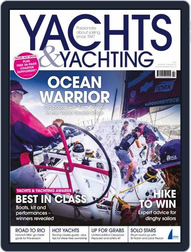 Yachts & Yachting (Digital) January 8th, 2015 Issue Cover