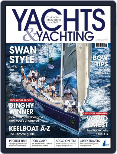 Yachts & Yachting (Digital) December 4th, 2014 Issue Cover
