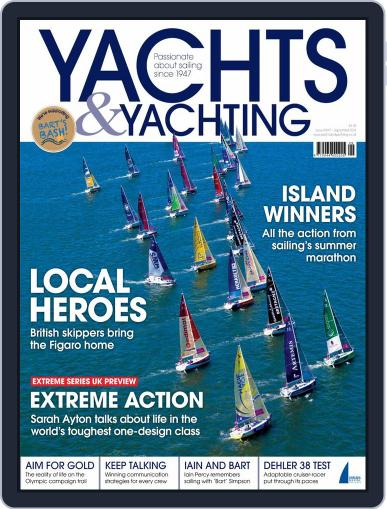 Yachts & Yachting (Digital) August 7th, 2014 Issue Cover