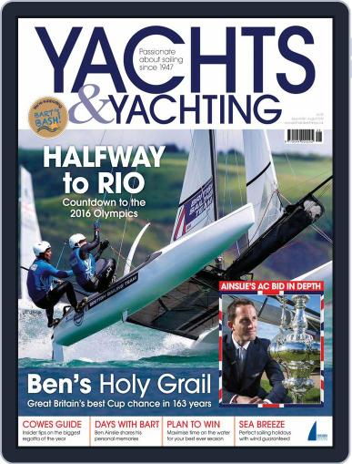 Yachts & Yachting (Digital) July 3rd, 2014 Issue Cover