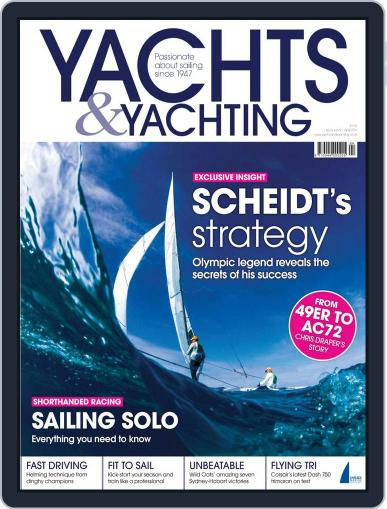 Yachts & Yachting (Digital) March 6th, 2014 Issue Cover