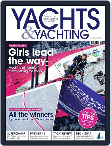Yachts & Yachting (Digital) January 3rd, 2014 Issue Cover