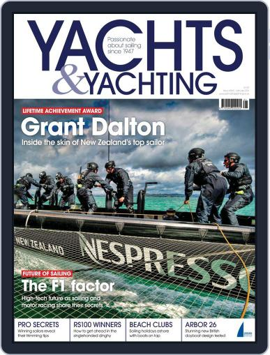 Yachts & Yachting (Digital) December 5th, 2013 Issue Cover