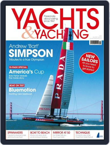 Yachts & Yachting (Digital) June 6th, 2013 Issue Cover