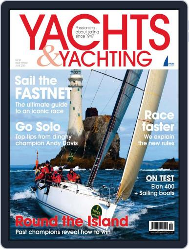 Yachts & Yachting (Digital) May 3rd, 2013 Issue Cover
