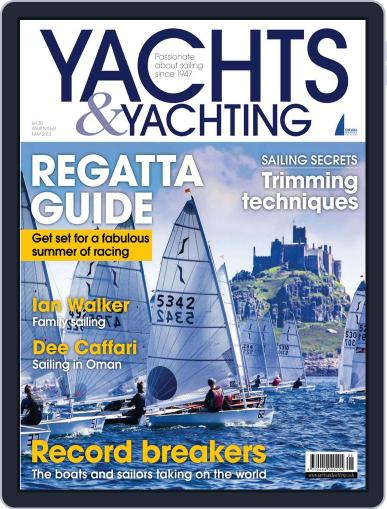 Yachts & Yachting (Digital) April 3rd, 2013 Issue Cover