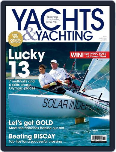 Yachts & Yachting (Digital) May 4th, 2012 Issue Cover