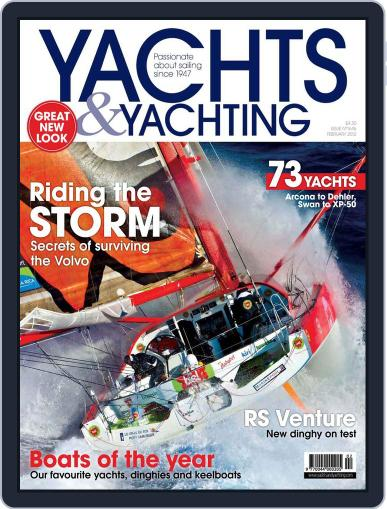 Yachts & Yachting (Digital) December 28th, 2011 Issue Cover
