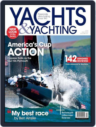 Yachts & Yachting (Digital) November 11th, 2011 Issue Cover