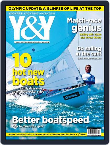 Yachts & Yachting (Digital) August 12th, 2011 Issue Cover