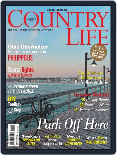 SA Country Life (Digital) December 1st, 2019 Issue Cover