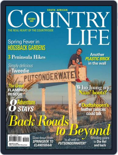 SA Country Life October 1st, 2019 Digital Back Issue Cover