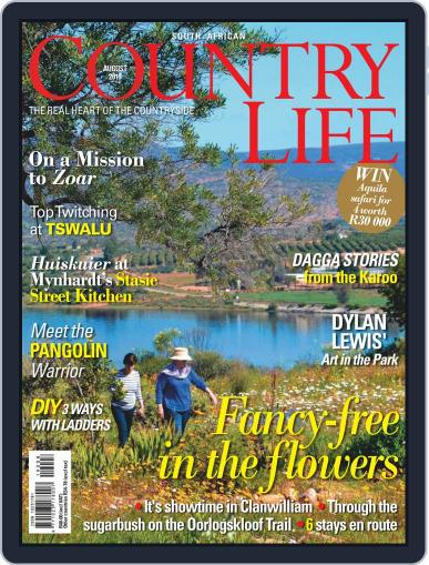 SA Country Life (Digital) August 1st, 2019 Issue Cover