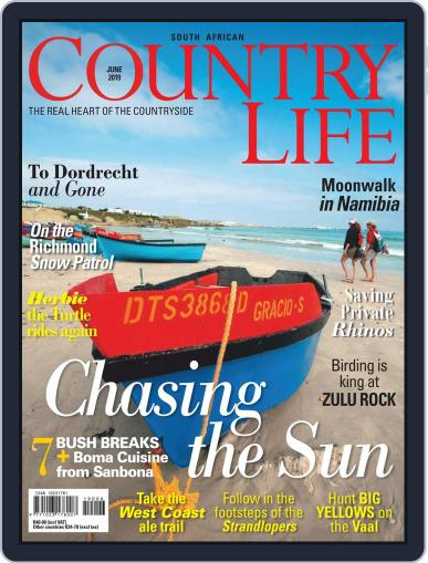 SA Country Life June 1st, 2019 Digital Back Issue Cover