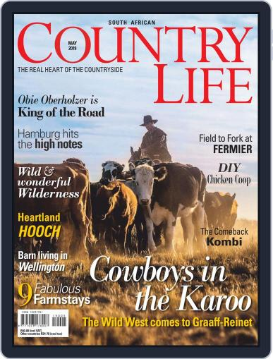 SA Country Life May 1st, 2019 Digital Back Issue Cover