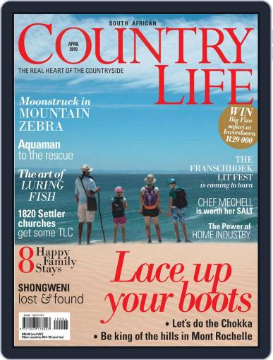 SA Country Life (Digital) April 1st, 2019 Issue Cover
