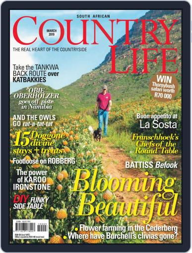 SA Country Life (Digital) March 1st, 2019 Issue Cover