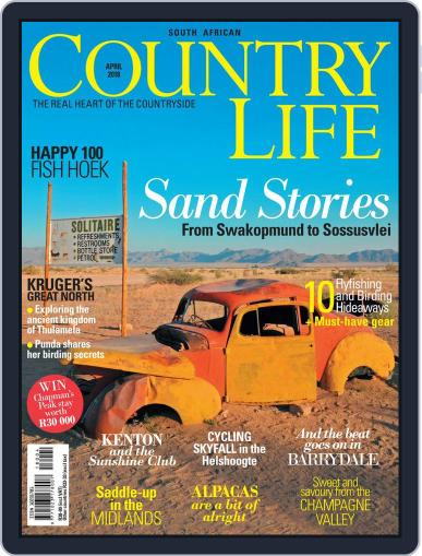 SA Country Life (Digital) April 1st, 2018 Issue Cover