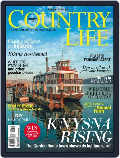 SA Country Life November 1st, 2017 Digital Back Issue Cover