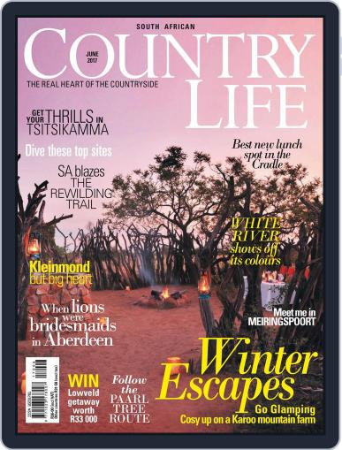 SA Country Life June 1st, 2017 Digital Back Issue Cover